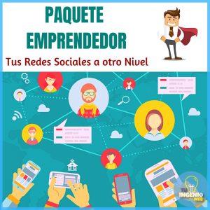 Paquete Emprendedor / Redes Sociales