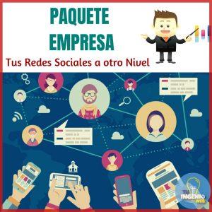 Paquete Empresarial / Redes Sociales
