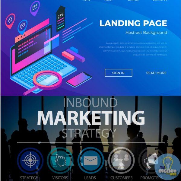 Landing Page - Inbound Marketing